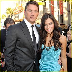 Channing Tatum Wife Jenna Dewan
