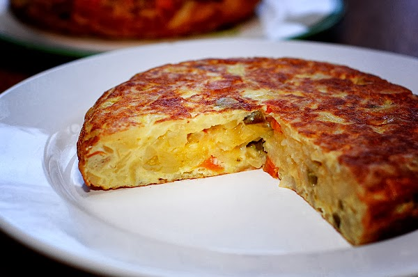 Tortilla spanjolle