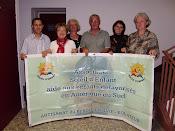 Quelques bénévoles de Soleil d'Enfant du Pérou