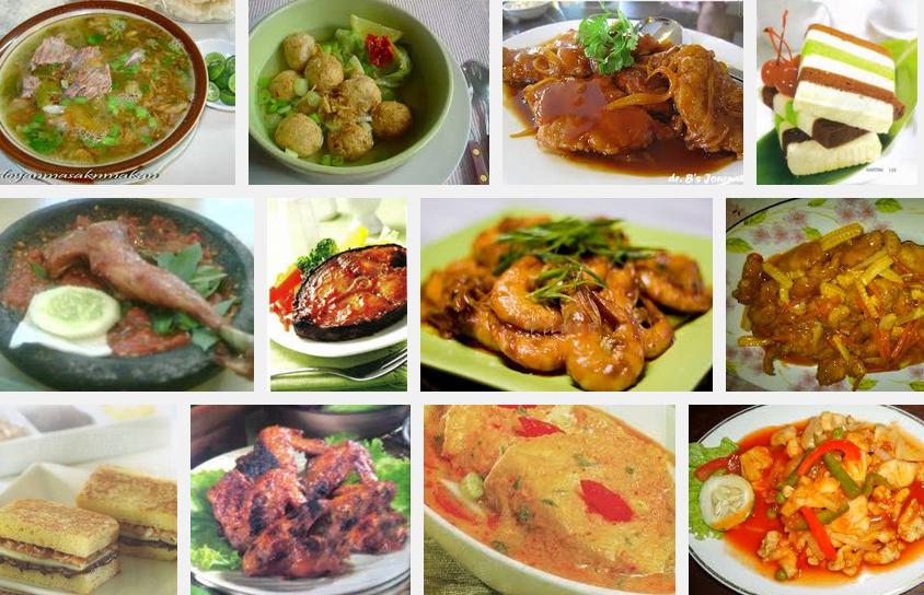 Masakan Nusantara Indonesia Resep Masakan Indonesia