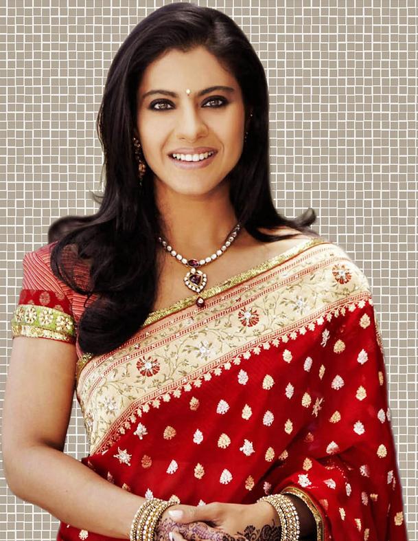 Beautiful Actress Kajol HD Wallpaper