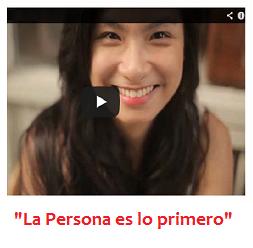 La Persona es lo primero (1)