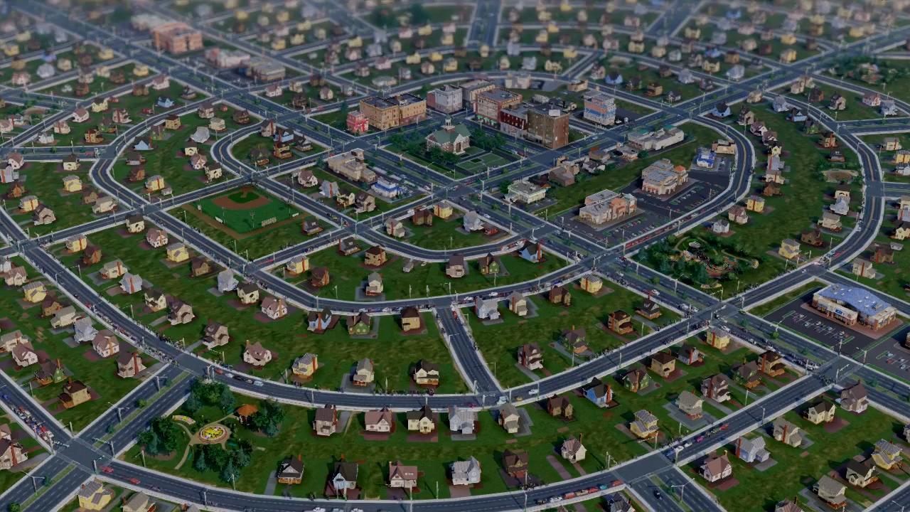 Simcity  How To Build Underground Roads