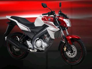 Harga Motor New Vixion 2013