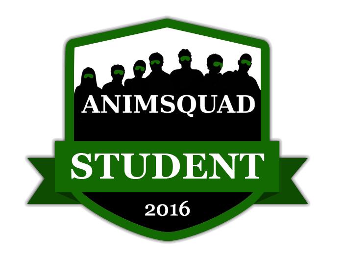 Animsquad Spring 2016!