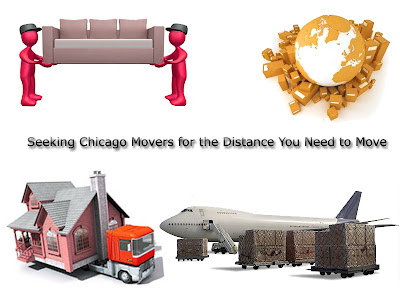 seeking Chicago movers for a distance move
