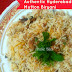 Hyderabadi Authentic Mutton Biryani