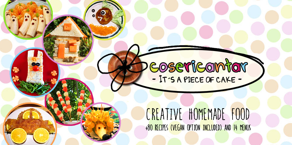 cosericantar: creative homemade food