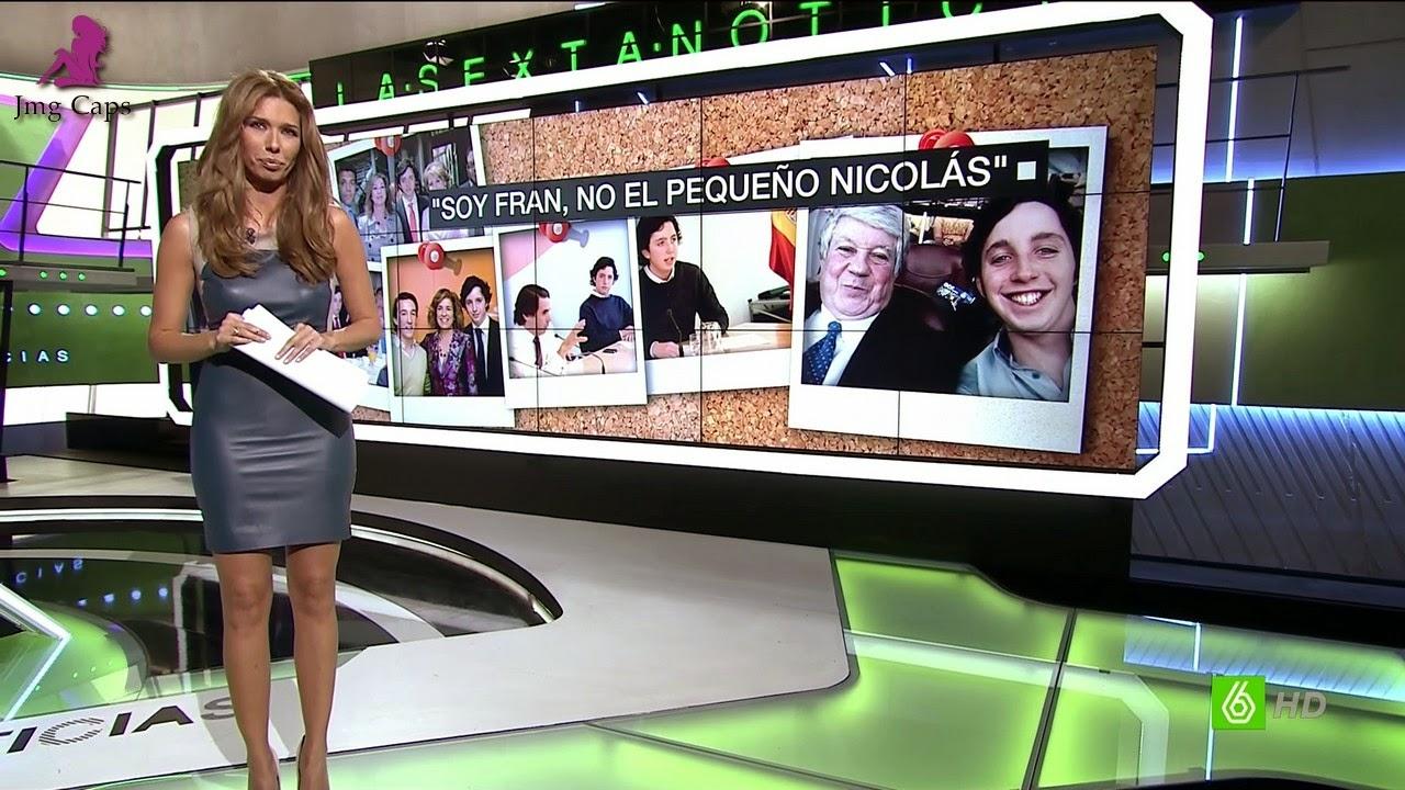 SARAI PEREZ, LA SEXTA NOTICIAS (22.11.14)