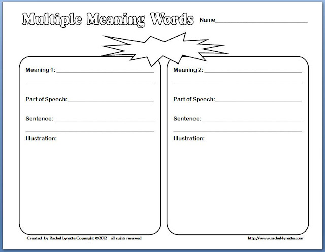 http://3.bp.blogspot.com/-MY55FGhAenM/UEf74BJjwnI/AAAAAAAADQY/nICteH7WTOI/s640/Multiple+Meaning+Words+Printable.JPG