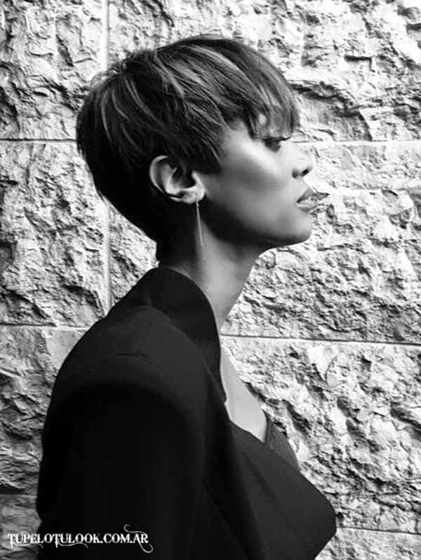 cortes cabello corto 2015