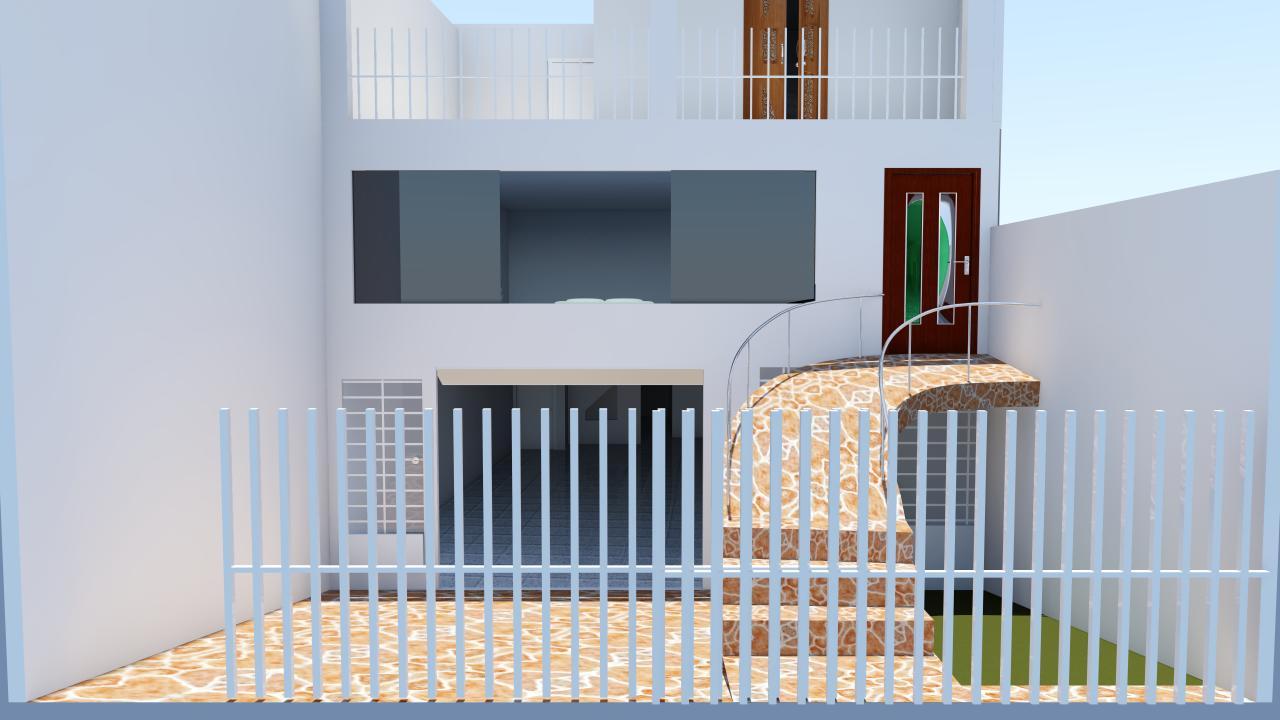 Fotos de fachadas de casas bonitas e modernas for Fotos de casas modernas brasileiras