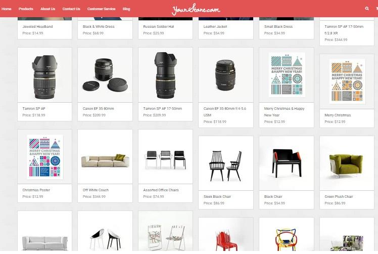 kumpulan template blog online shop info public. Black Bedroom Furniture Sets. Home Design Ideas