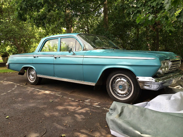 For Sale: 1962 Chevrolet Bel-Air
