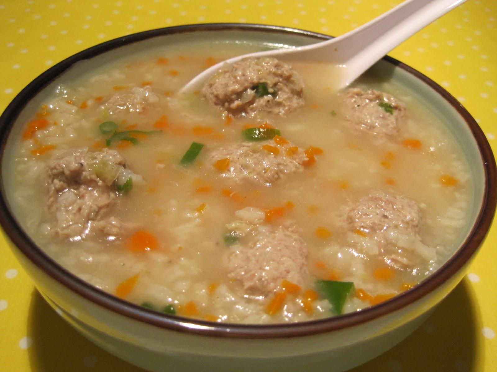 Суп с фрикадельками и с рисом рецепт пошагово