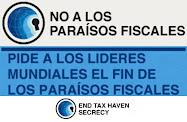 No a los paraísos fiscales