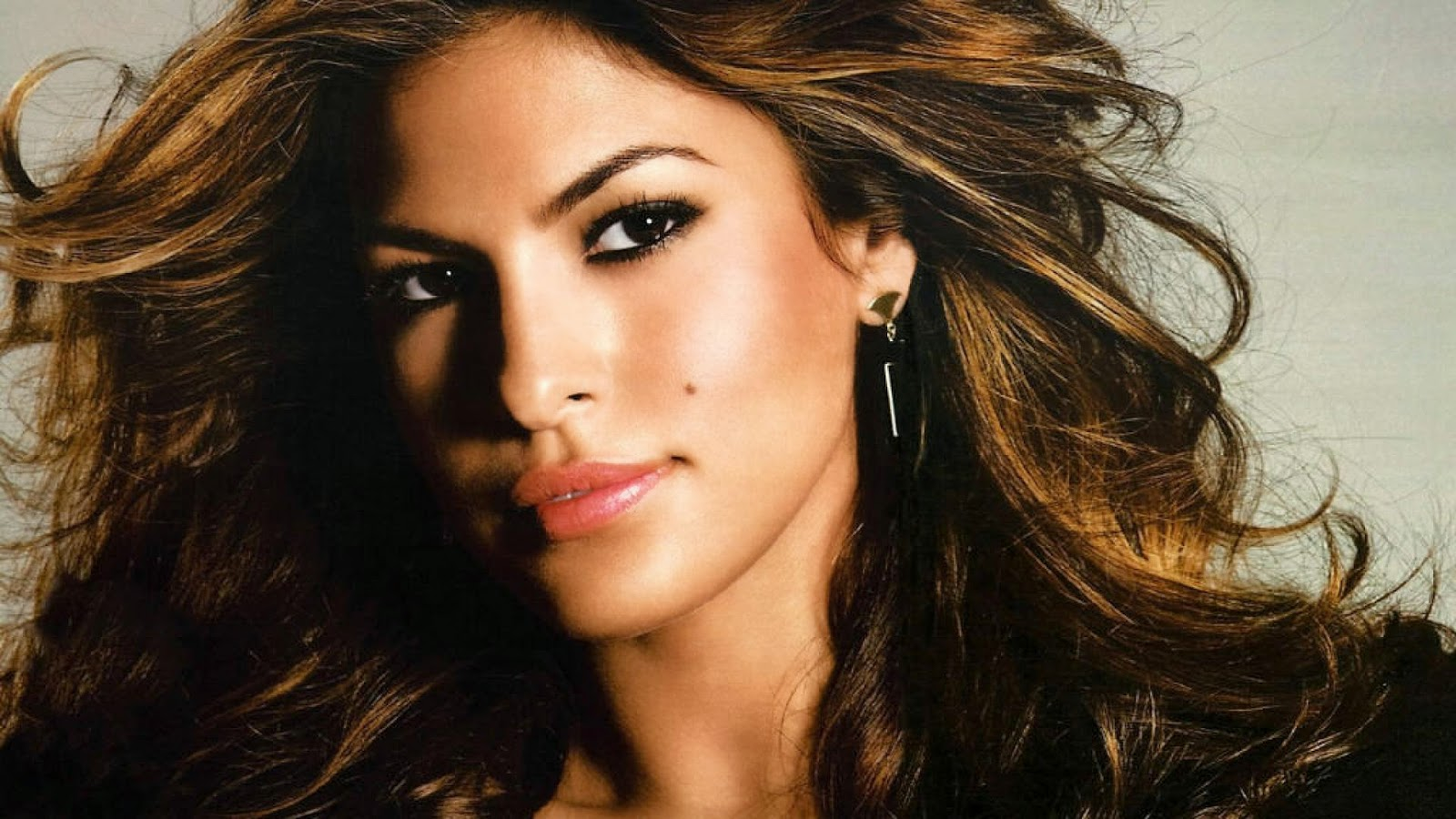 Eva mendes amazing photo of hair style