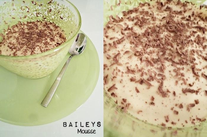 Baileys Mousse