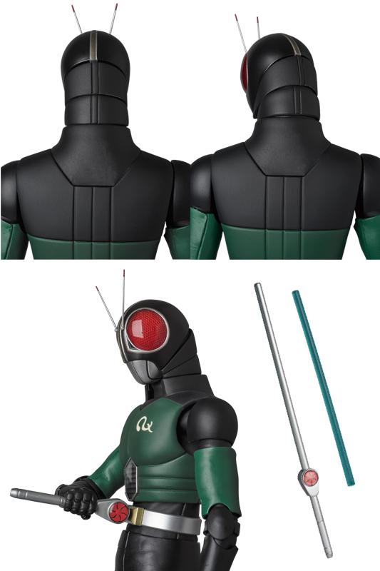 RAH DX Kamen Rider BLACK RX Ver.1.5