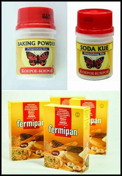 bakingpowder,bakingsoda,fermipan @2015