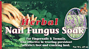 Herbal Nail Fungus Soak