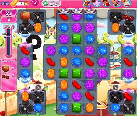 Candy Crush Saga 868