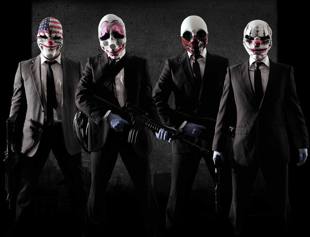 PAYDAY: The Heist CO-OP