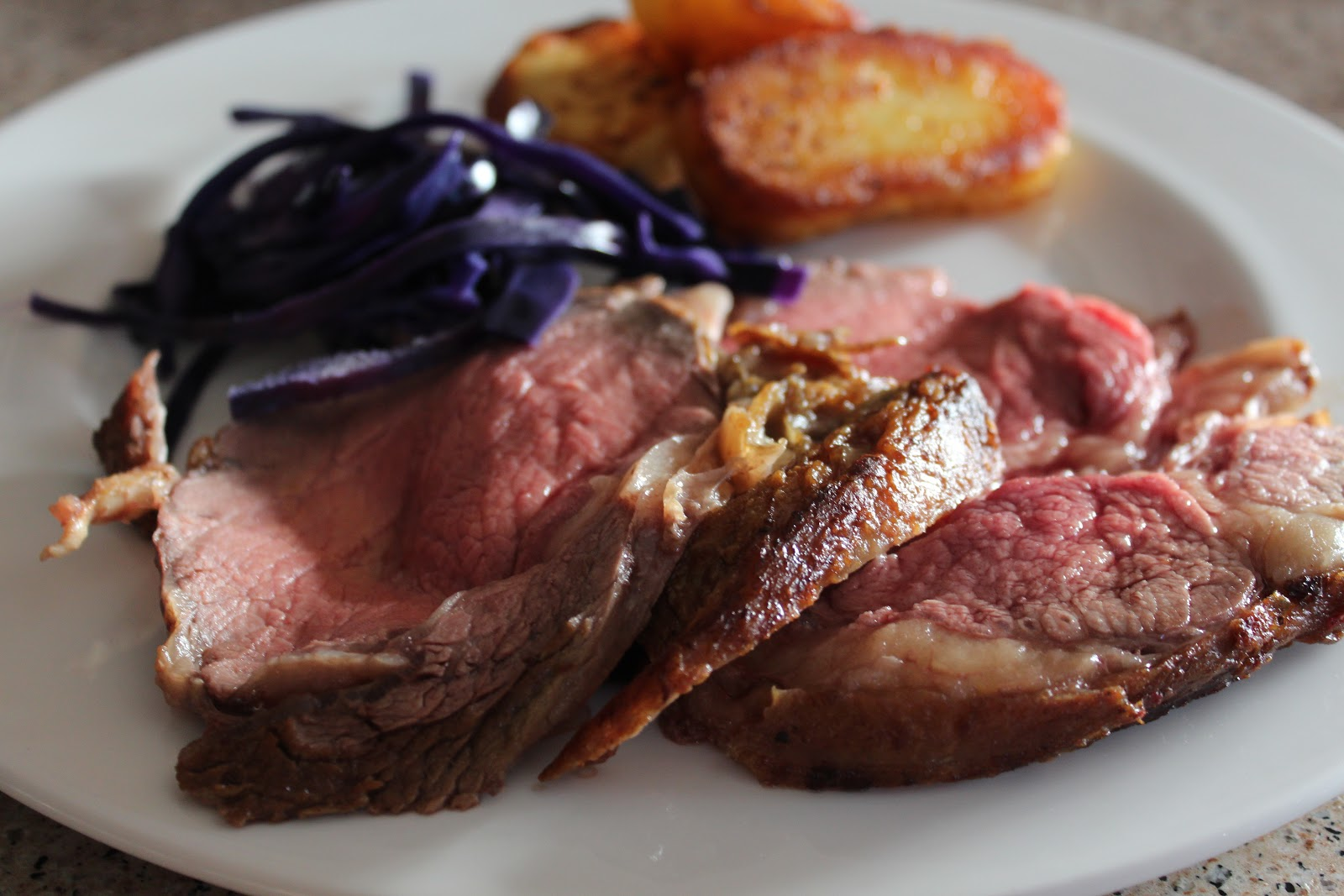 Roast Rib Of Beef With Port And Stilton Gravy Recipes — Dishmaps