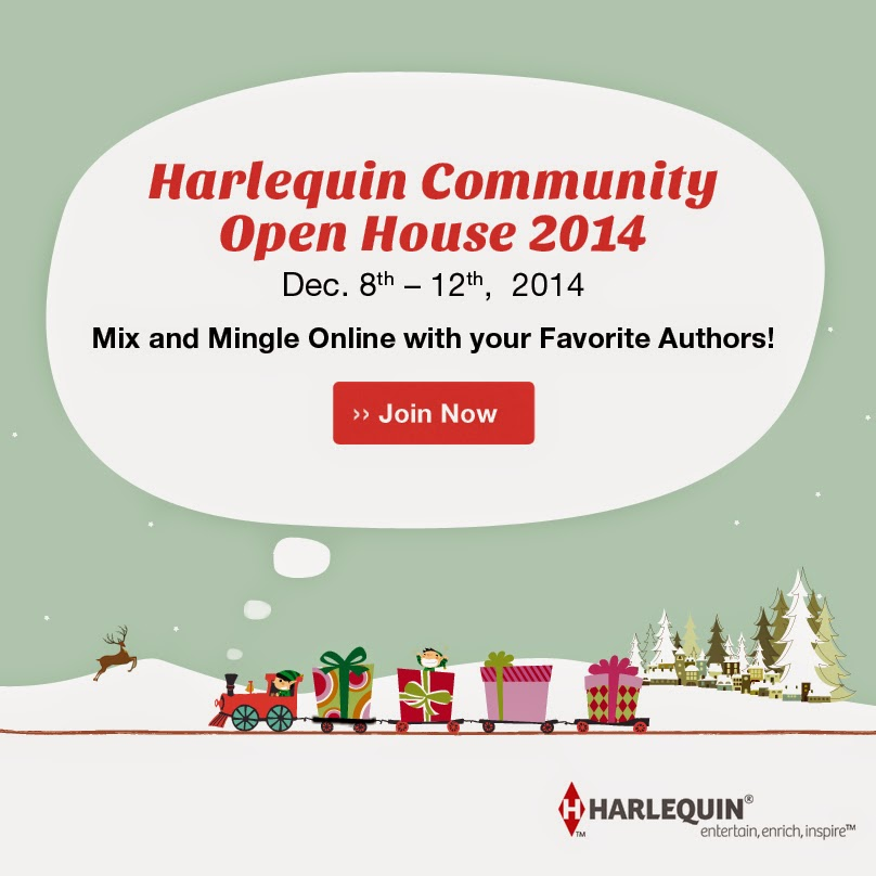 http://community.harlequin.com/forumdisplay.php/99-Open-House-Monday-December-8th