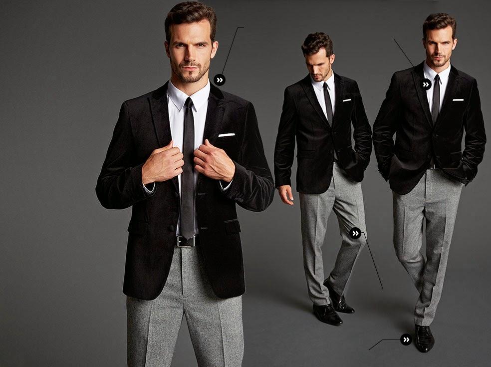 model blazer pria terbaru