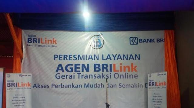 'LAKU ONLINE' Gerai Transaksi Online Dari Bank BRI