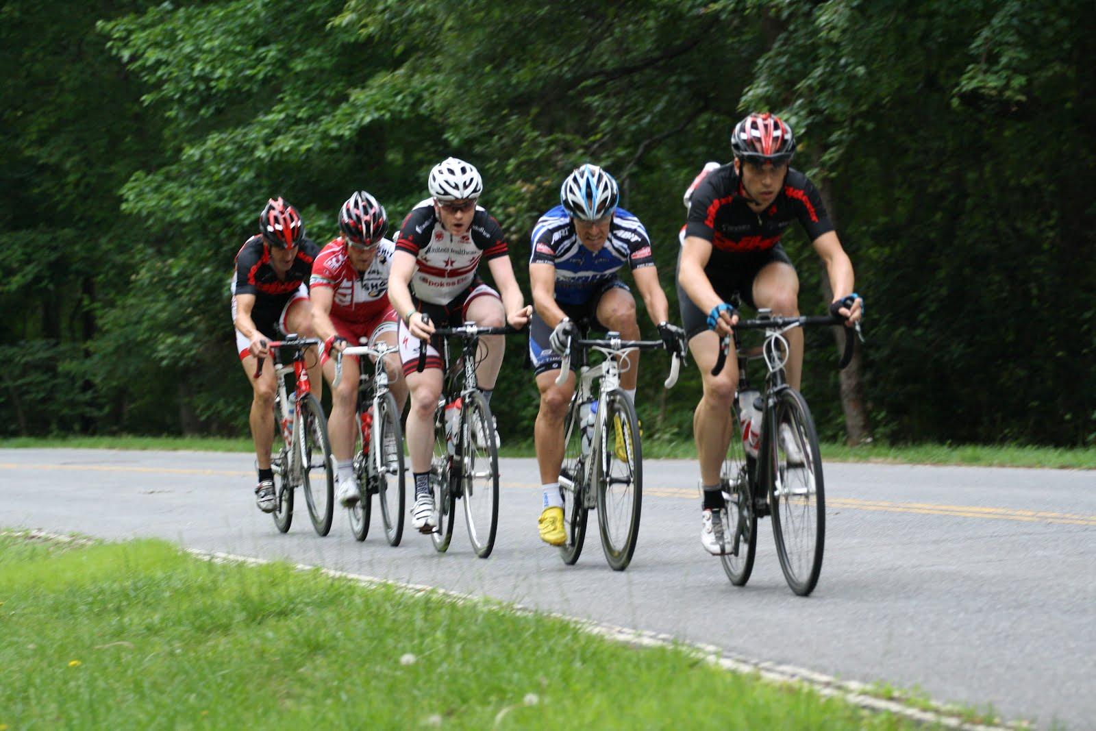 the bike race essay