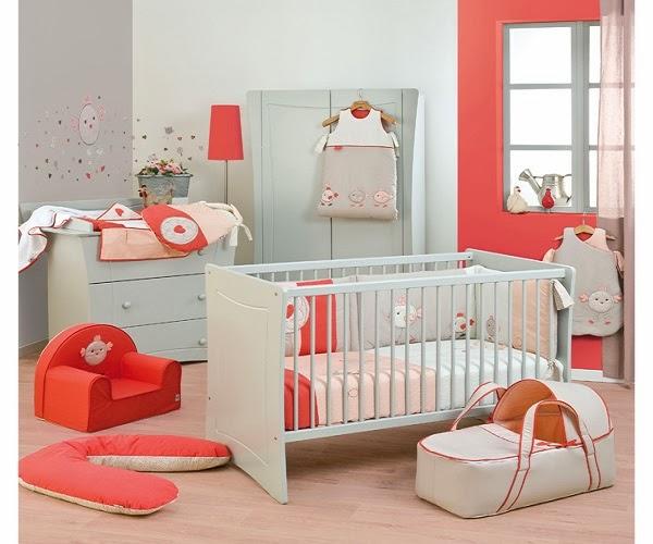 Décoration chambre bébé fille et garçon blog