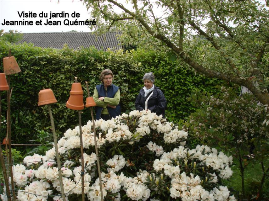 Horti Quimper Visite De Jardins