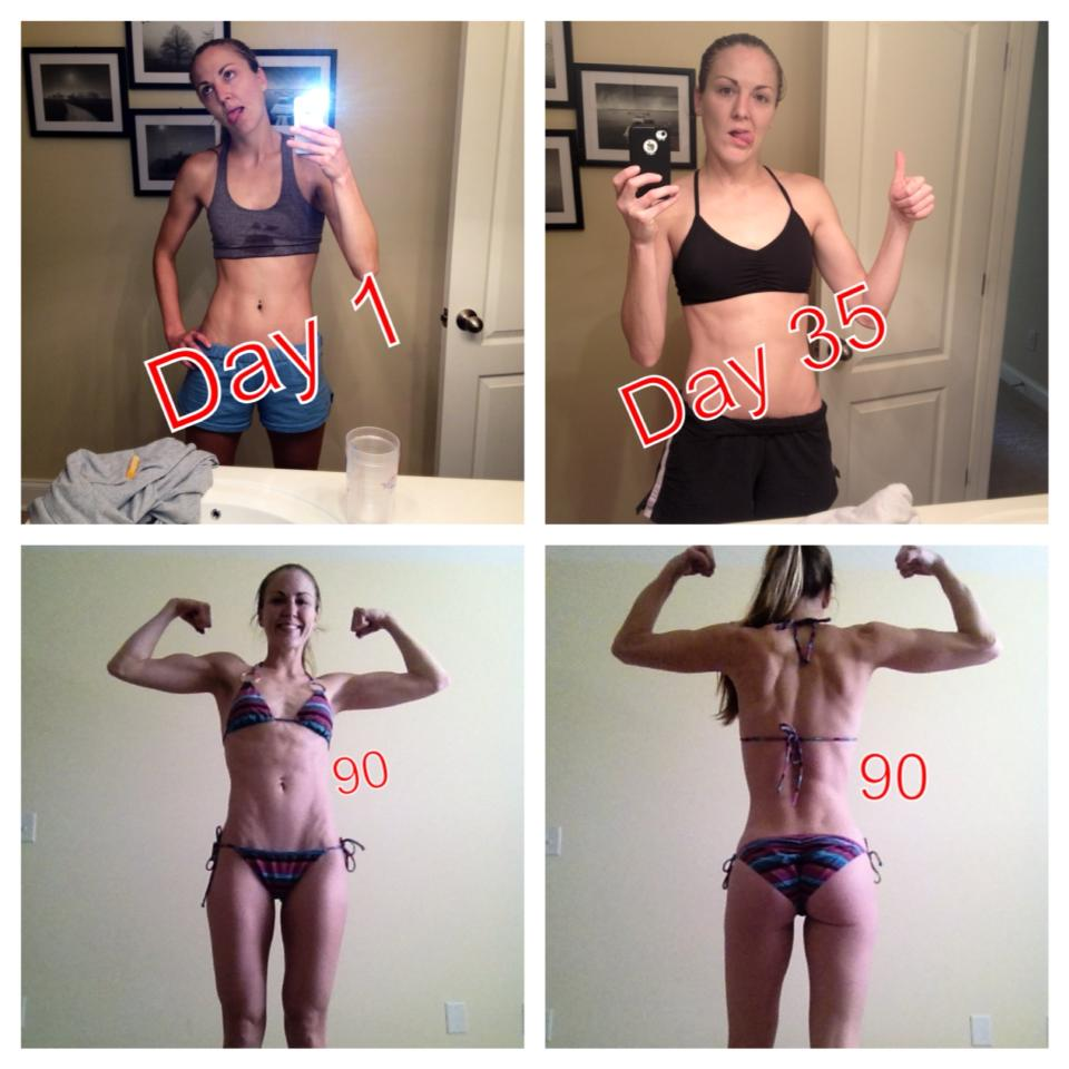Pin And Hybrid Insanity P90x P90x2 Results on Pinterest