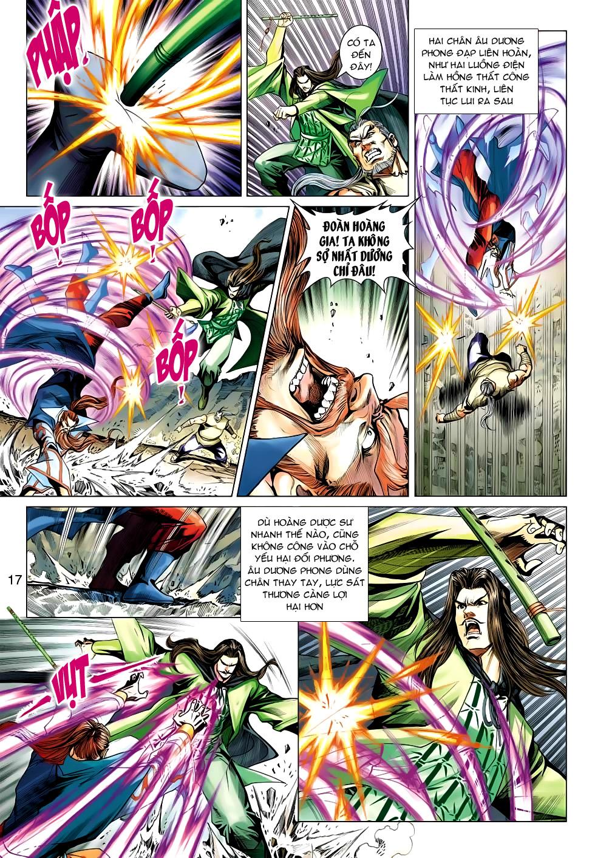 Xạ Điêu Anh Hùng Truyện chap 100 – End Trang 17 - Mangak.info