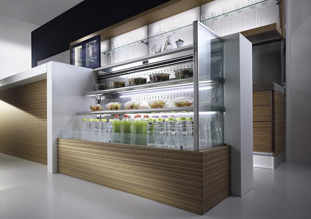 Degart arredo design arredamento bar gelaterie e for Arredo bar napoli