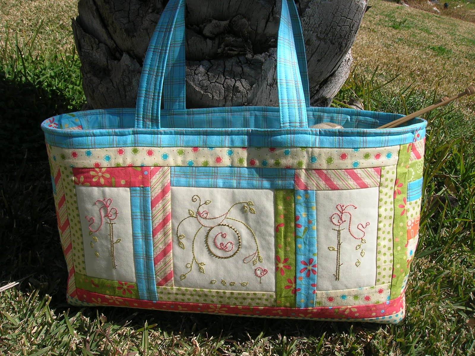 A Sampler of Stitches: A Happy Sewing Weekend