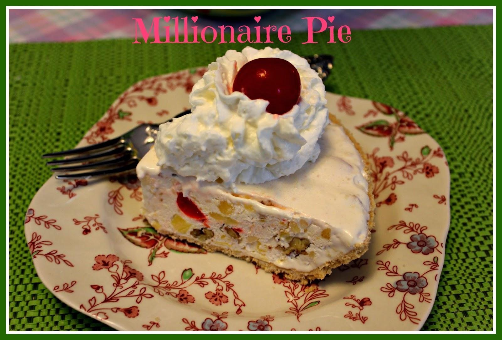 Millionaire Pie!