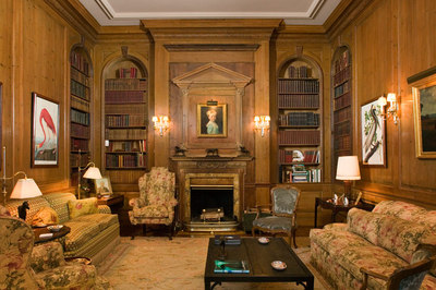 Love Tall Arched Topped Bookcases As In This Stunning Antiqued Pine  Library, Private Home