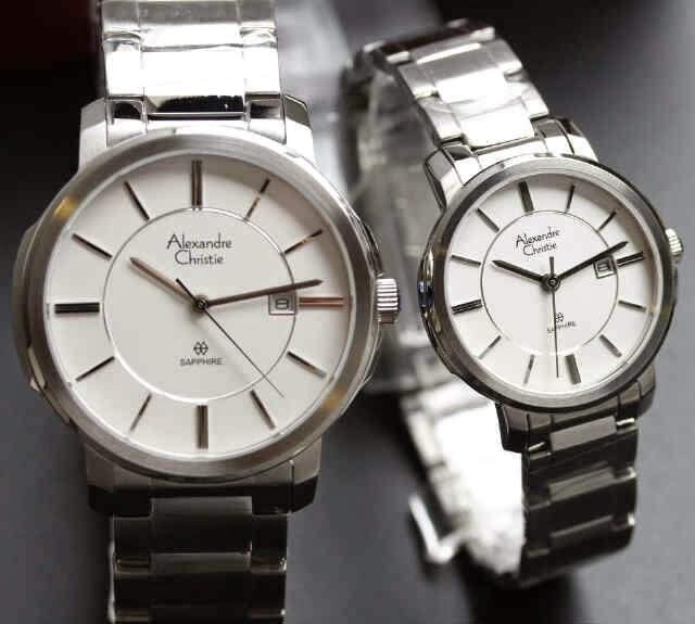 Daftar Harga Jam Tangan Alexandre Christie 2015 Terbaru