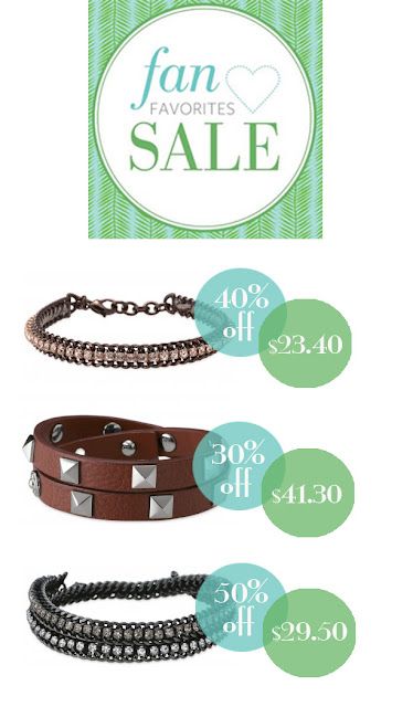 Stella and Dot Flash Sale Bracelets