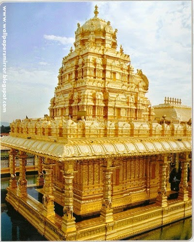 Tirumala tirupathi temple in india