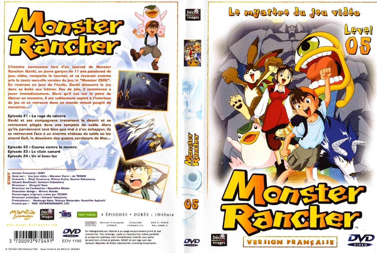 Monster rancher xxx adult videos