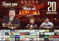 A MAIOR FESTA DE TODOS OS TEMPOS EM CATARINA - 20 DE JULHO NO CATARINA SHOW
