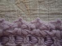 detalle puntilla toquilla crochet