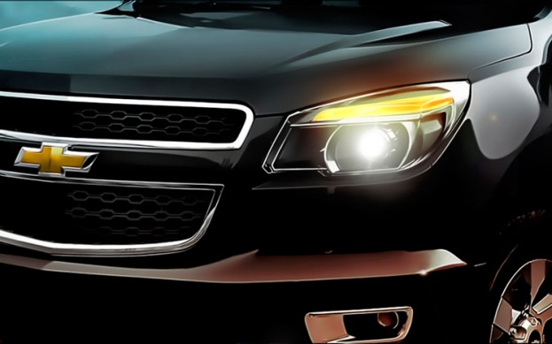 2012 Chevrolet Colorado Truck Concept