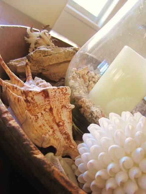 Say G'Day Saturday Linky Party ~ Seasonal Decorating Ideas using Nature.