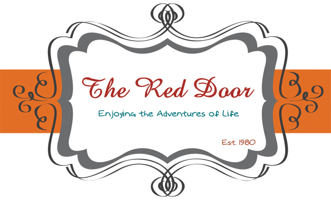 The Red Door!