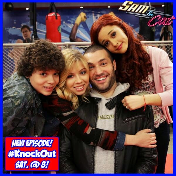 Sam & Cat: #KnockOut THIS SATURDAY!!!